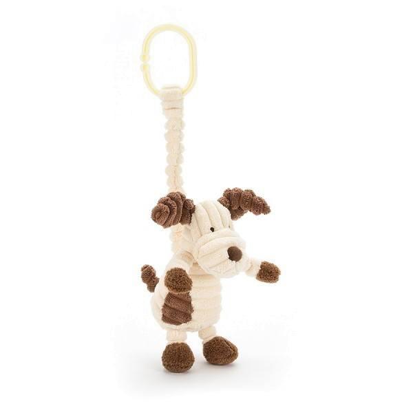 Babyspielzeug Cordy Roy Hund Jitter 16 cm, Jellycat