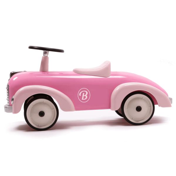 Baghera Rutschauto Speedster Rosa_BAG882