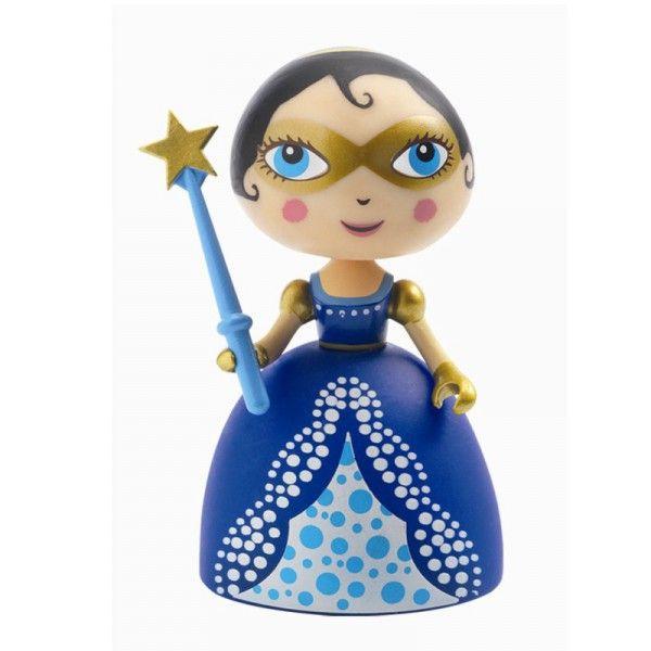 Djeco Arty Toys Spielfigur Prinzessin Blaue Fee