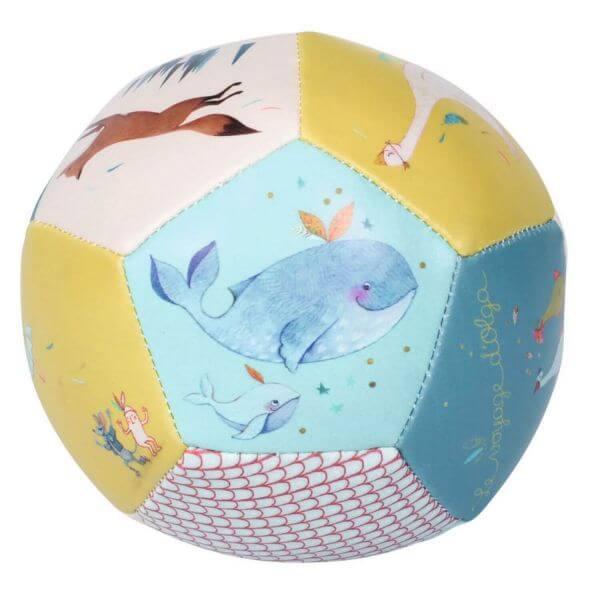 Moulin Roty weicher Ball Le Voyage d´Olga