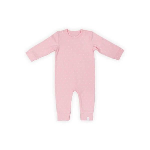 Jollein Overall Hearts Soft Pink