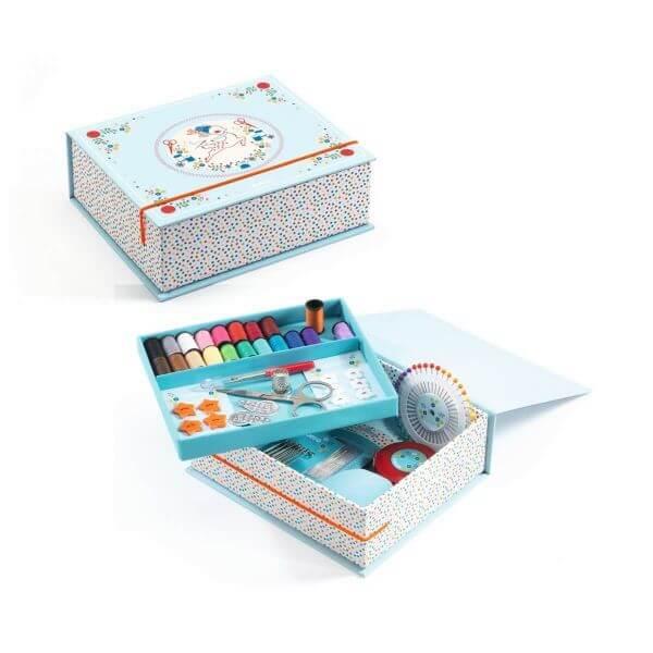 Djeco Handarbeitsbox: meine kleine Nähkiste_DJ09826