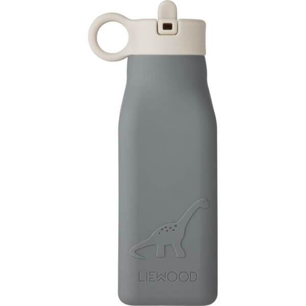 Liewood Trinkflasche Warren Dino dunkelblau_LW14220-6929