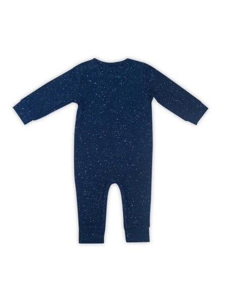 Jollein Overall Speckled blue