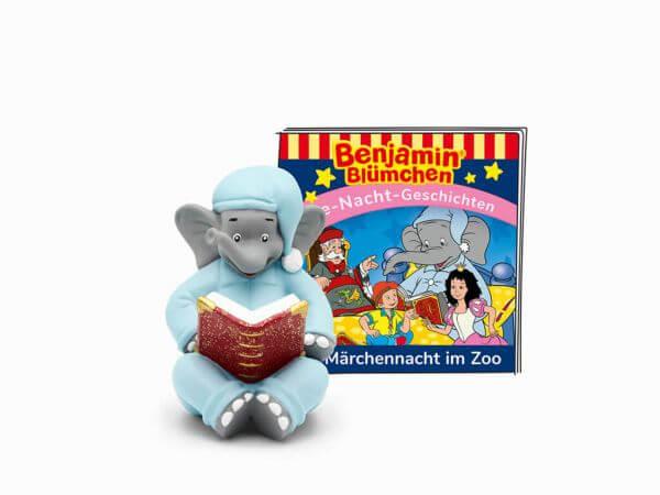 Tonies Hörfigur Benjamin Blümchen: Die Märchennacht im Zoo_TON10000202