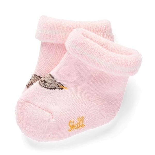 Steiff Socken in rosa Gr:13-14