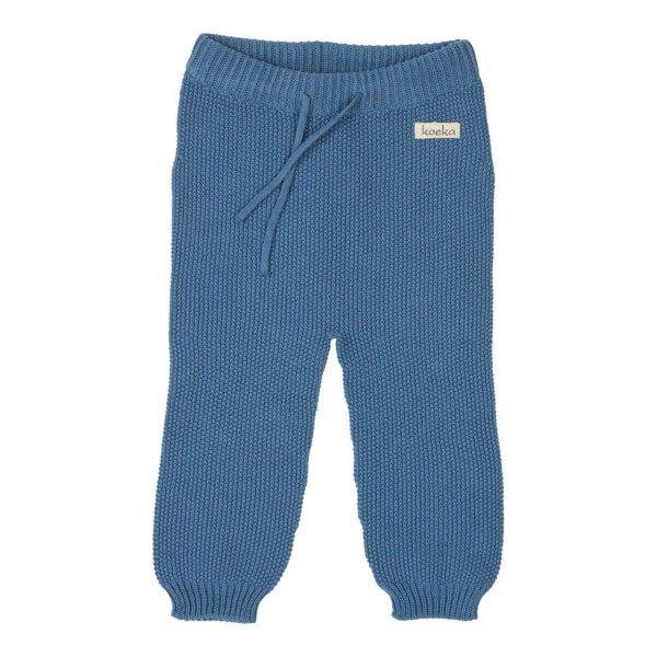 Koeka Baby-Hose Barley Stormy Blue