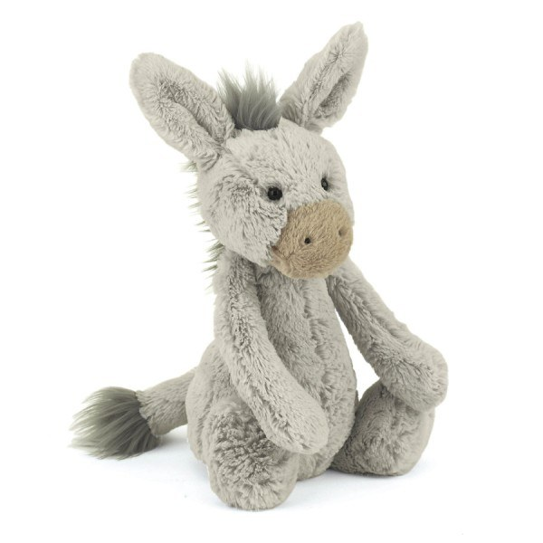 Jellycat Bashful Kuscheltier Esel 31 cm