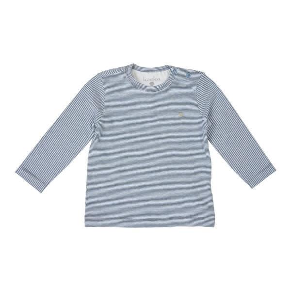 Koeka Baby Shirt Elwyn Stormy Blue