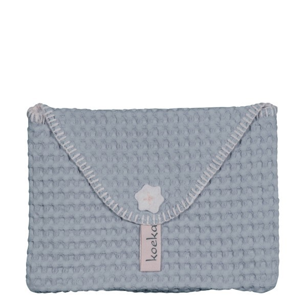 Koeka Windeltasche Antwerp soft blue