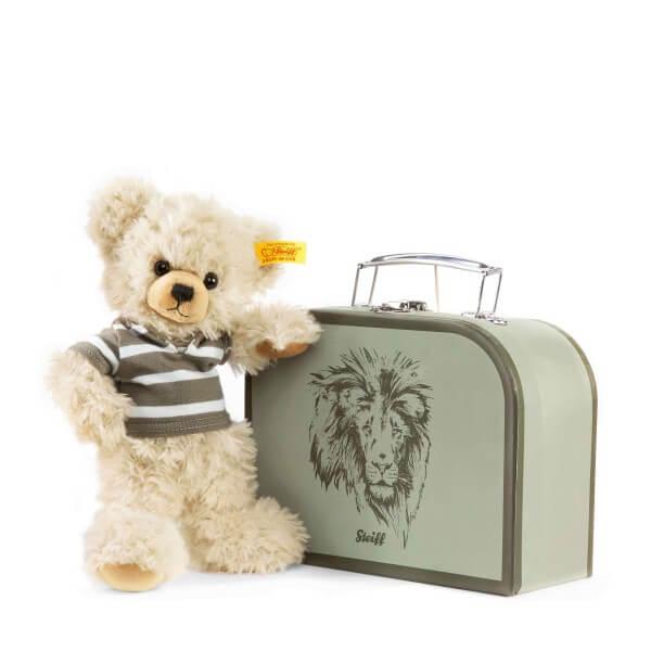Steiff Teddybär Lenni im Koffer 22cm