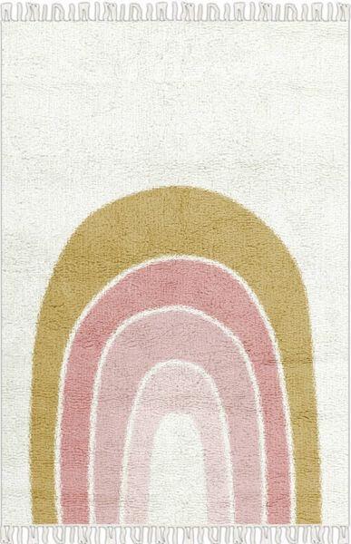 Tapis Petit Teppich Regenbogen 90 x 130_TPTC1013