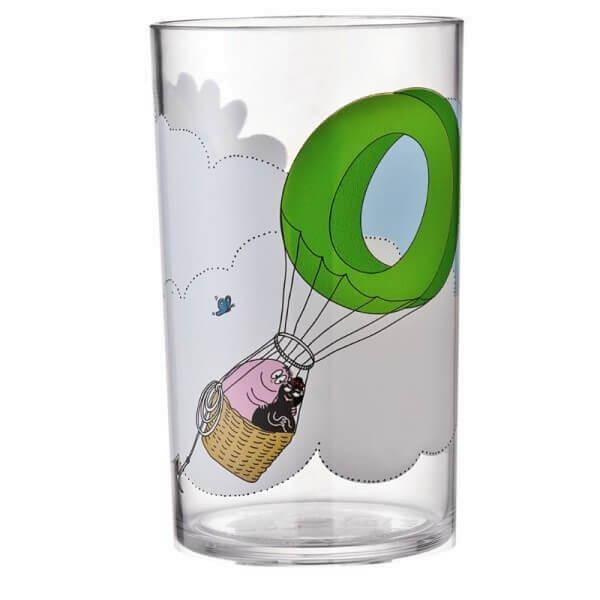Petit Jour Paris Barbapapa ABC Trinkglas Acryl