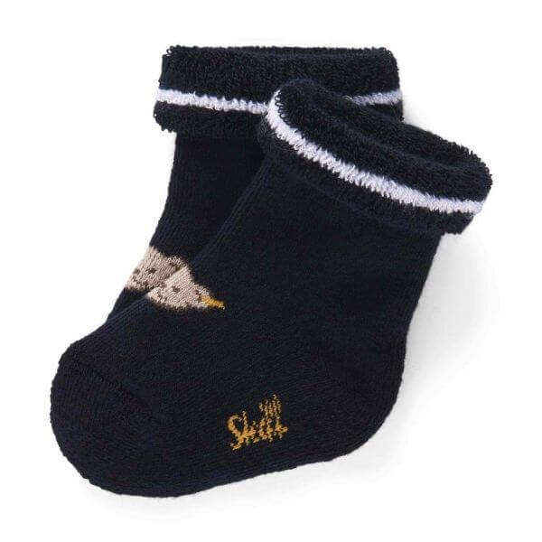 Steiff Socken in schwarz Gr:15-16