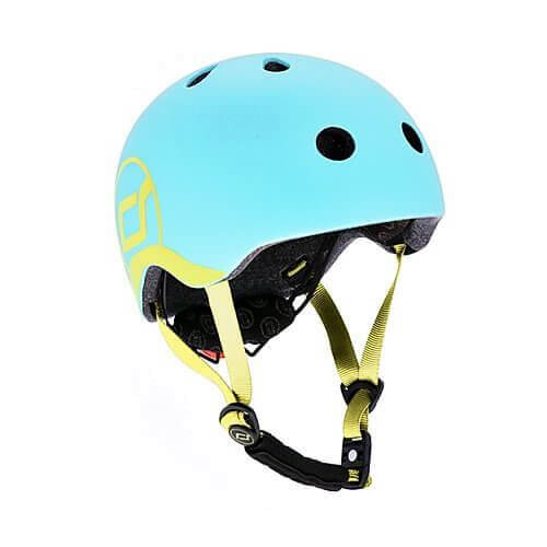 Scoot and Ride Fahrradhelm Kinder XXS-S / 45-51 cm Blueberry