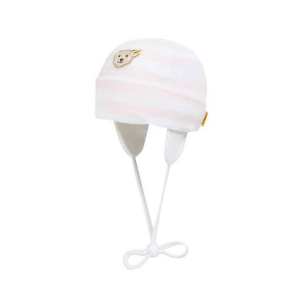 Steiff Mütze Gr: 41 in rosa