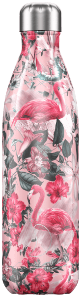 Chilly´s Trinkflasche 750ml Tropical Flamingo