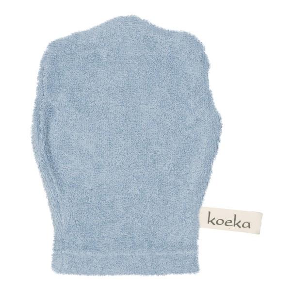 Koeka Waschlappen Rome soft blue
