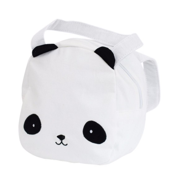 A Little Lovely Company Handtasche Panda