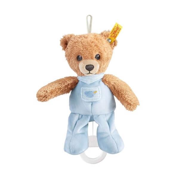 Steiff Schlaf-gut Bär Spieluhr Blau