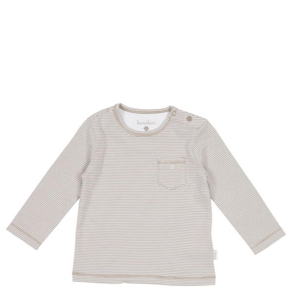 Koeka Baby Shirt Elwyn Fawn