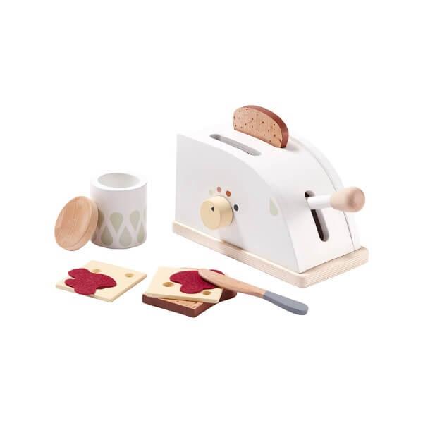 Kid's Concept Toaster mit Zubehör