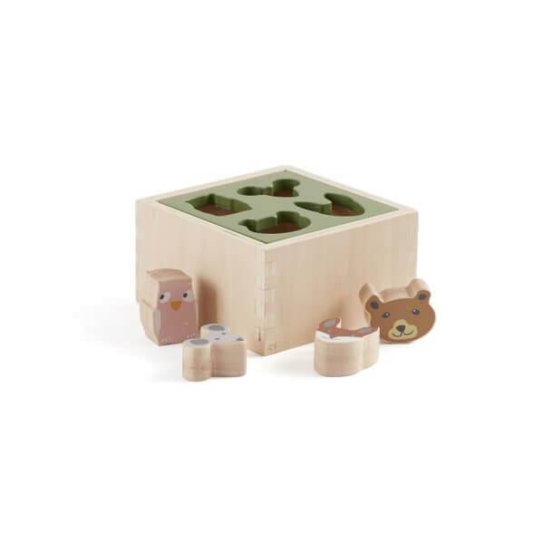 Kid's Concept Steckspiel Sortierbox Edvin