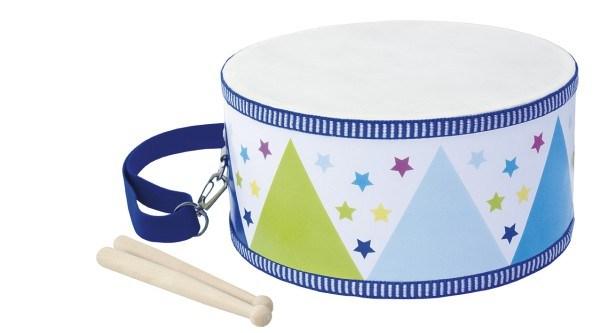 JaBaDaBaDo Trommel Blau