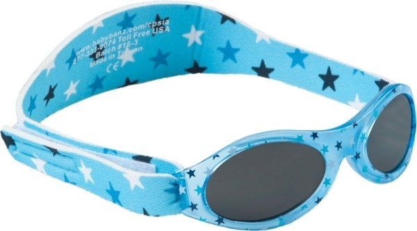 Dooky Baby Banz Sonnenbrille Blue Star