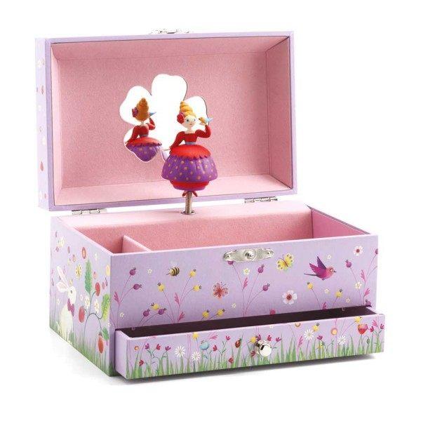 Djeco Spieluhr & Schmuckkästchen Prinzessin