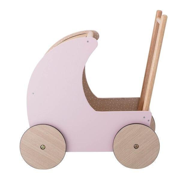 Bloomingville Puppenwagen Rosa