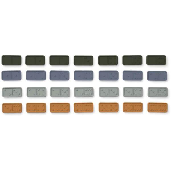 Liewood Domino Dodo Blau_LW13058-6911