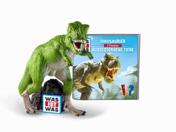 Tonies Hörfigur Was ist was - Dinosaurier und Tiere der Urzeit