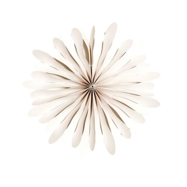 Fabelab Deko Papier Blume Vanilla