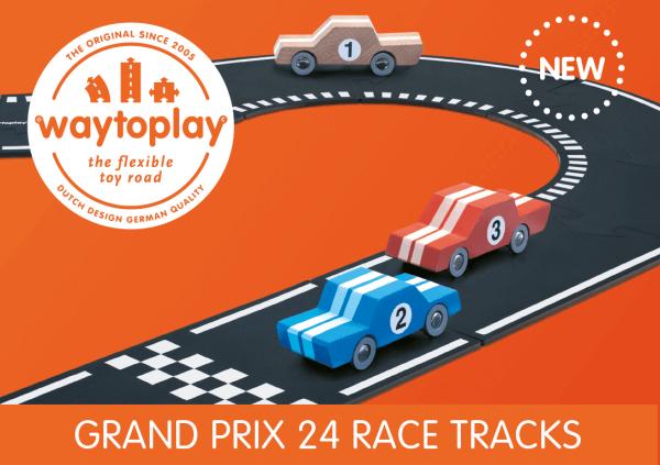 Waytoplay Spielstraße Grand Prix