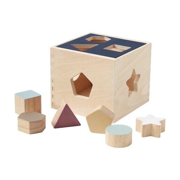 Kids Concept Formensteckspiel Aiden aus Holz