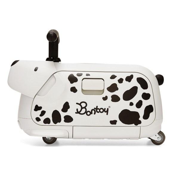 "Bontoy Traveller Koffer ""Dalmatiner"""