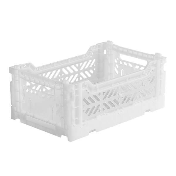 Ay-Kasa Klappbox White Mini