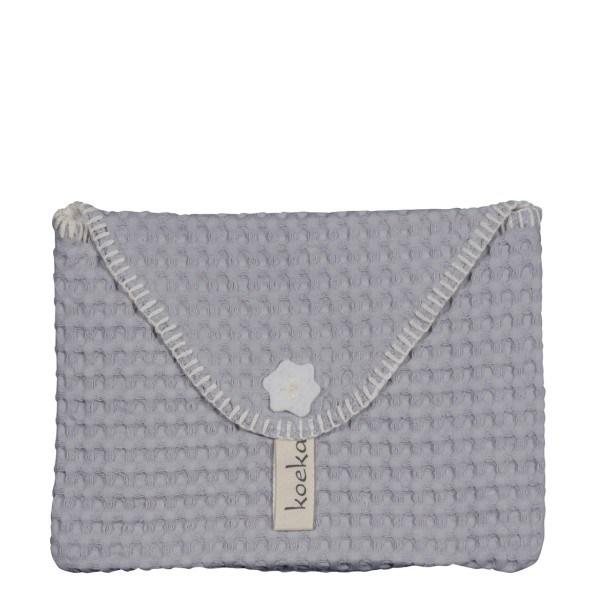 Koeka Windeltasche Antwerp Silver Grey