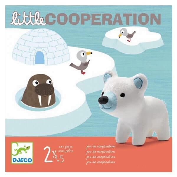 Djeco Erstes Spiel Little Cooperation