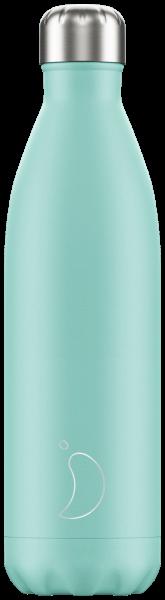 Chilly´s Trinkflasche Pastelgrün 750ml