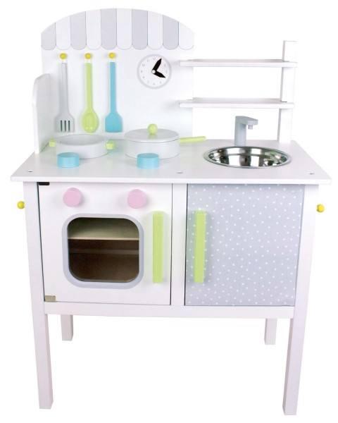 JaBaDaBaDo Spielküche mit Töpfen & Pfanne
