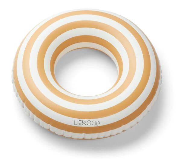 Liewood Schwimmring gelb gestreift_LW12908-2907