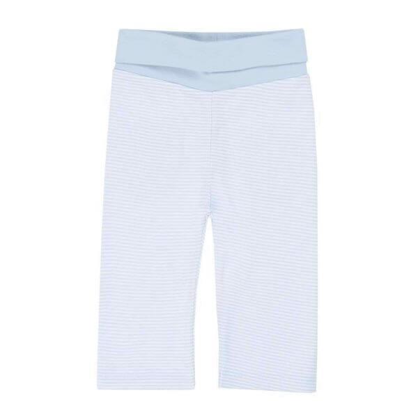 Steiff Jogginghose in blau Gr: 74