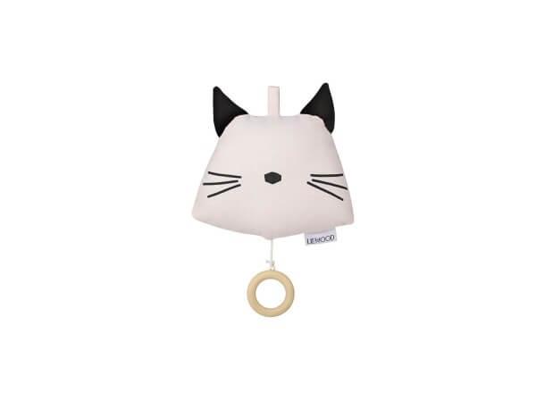 Liewood Spieluhr Katze Rosa
