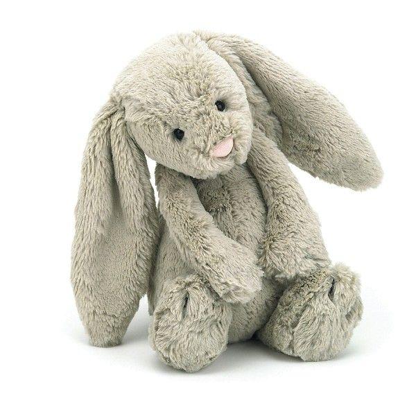 Jellycat Bashful Bunny beige Hase Kuscheltier 36 cm