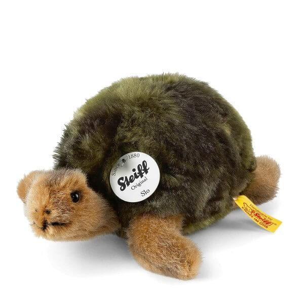 Steiff Kuscheltier Slo Schildkröte 20 cm