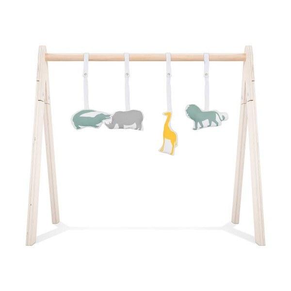 Jollein Baby Gym Spielzeug Safari