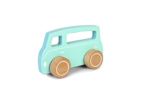 Little Dutch Van aus Holz Mint