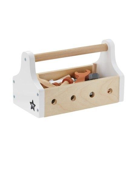 Kid's Concept Werkzeugkiste Weiß